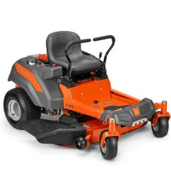 husqvarna z246 20 hp v twin hydrostatic 46 in zero turn lawn mower with mulching capability kit sold separately carb [ 900 x 900 Pixel ]