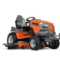 husqvarna ts354d 25 hp v twin hydrostatic 54 in gas riding lawn mower with mulching capability kit sold separately  [ 900 x 900 Pixel ]