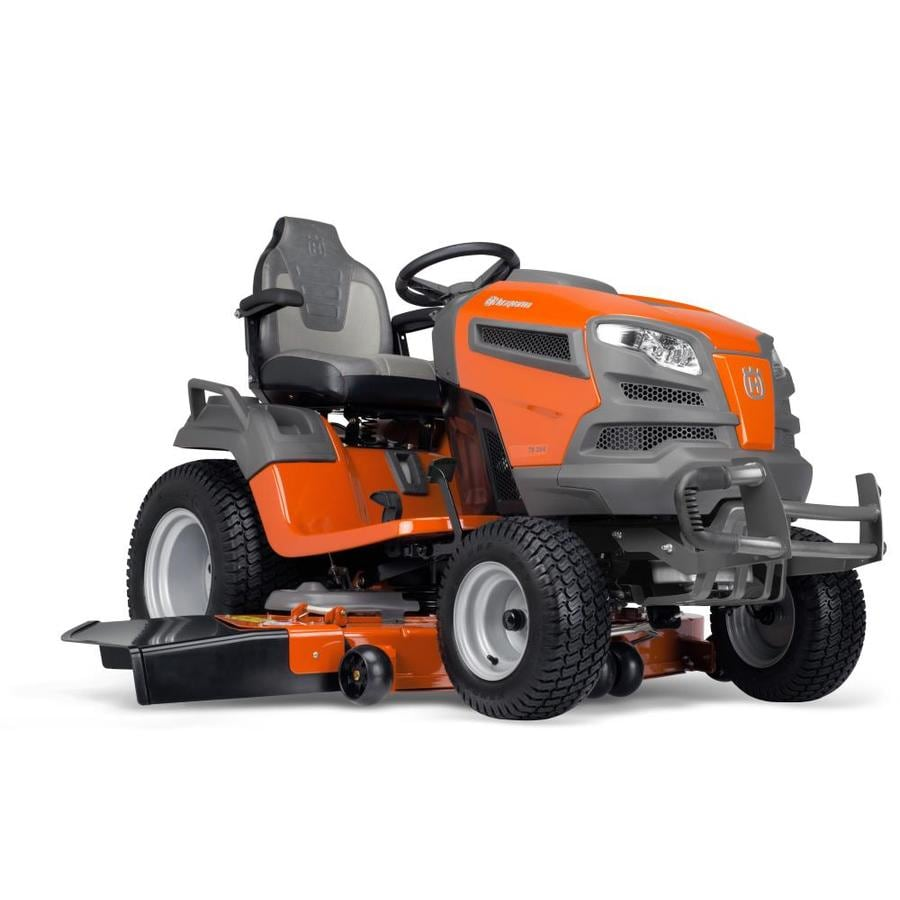 hight resolution of husqvarna ts354d 25 hp v twin hydrostatic 54 in gas riding lawn mower with mulching capability kit sold separately