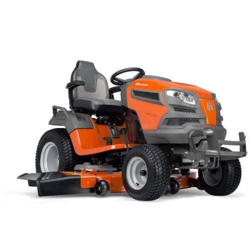 small resolution of husqvarna ts354d 25 hp v twin hydrostatic 54 in gas riding lawn mower with mulching capability kit sold separately