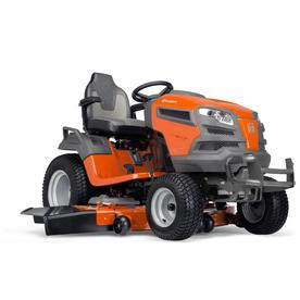 riding lawn mowers in canada deer skeleton labeled diagram at lowes com husqvarna ts354d 25 hp v twin hydrostatic 54 gas mower
