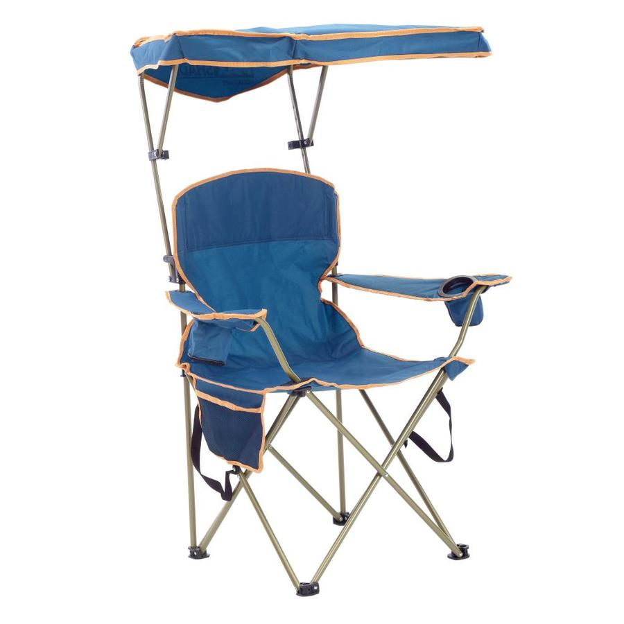 Quik Shade Navy Folding Camping Chair at Lowescom