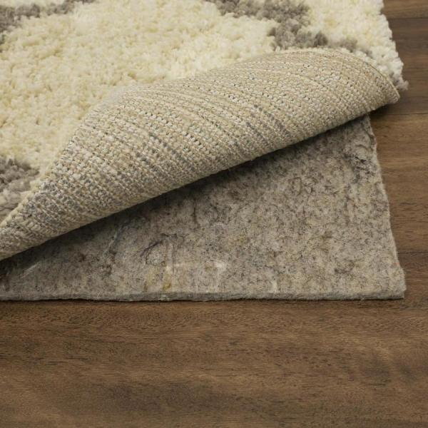 Mohawk Home Dual Surface Rug Pad Common 10 X 14; Actual 14-ft 10-ft L