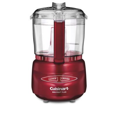 Cuisinart 3 Cup 250 Watt Metallic Red 1