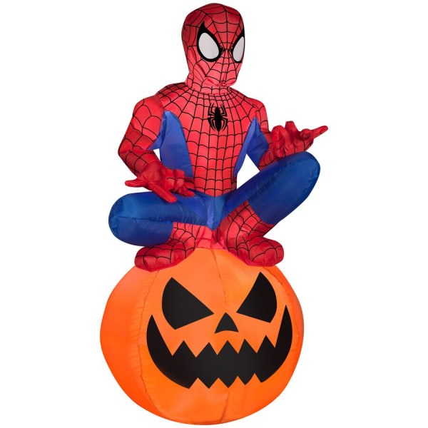Halloween Inflatable Spider-Man