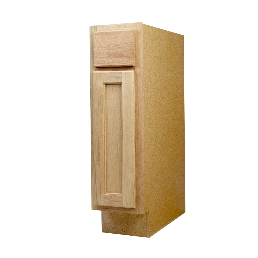 Cozy 9 Inch Base Cabinet Unfinished Goodecor Twhq