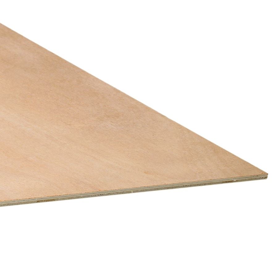Shop 38in Common Lauan Plywood Application as 2 x 4 at