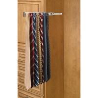 Shop Rev-A-Shelf 2-in x 2-in x 14-in Chrome Wire Tie ...