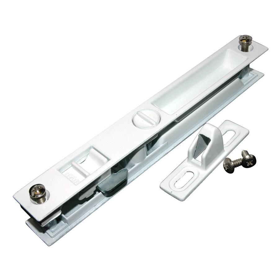 barton kramer 6 625 in surface mounted sliding patio door handleset