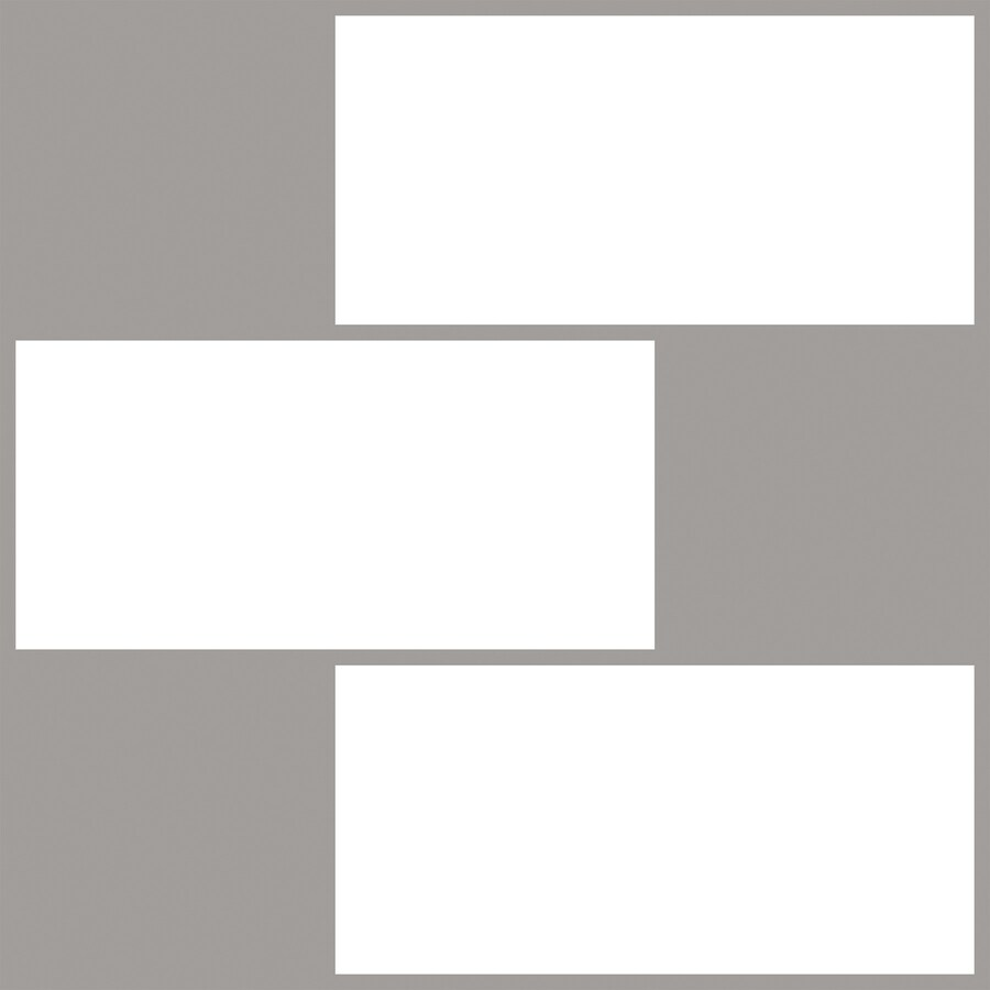 inhome subway peel and stick backsplash tiles