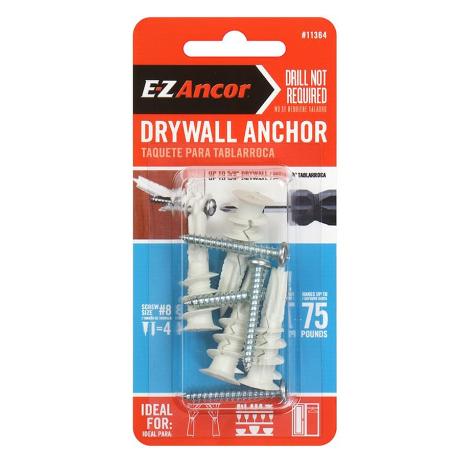 Drywall Toggle Anchor Lowes