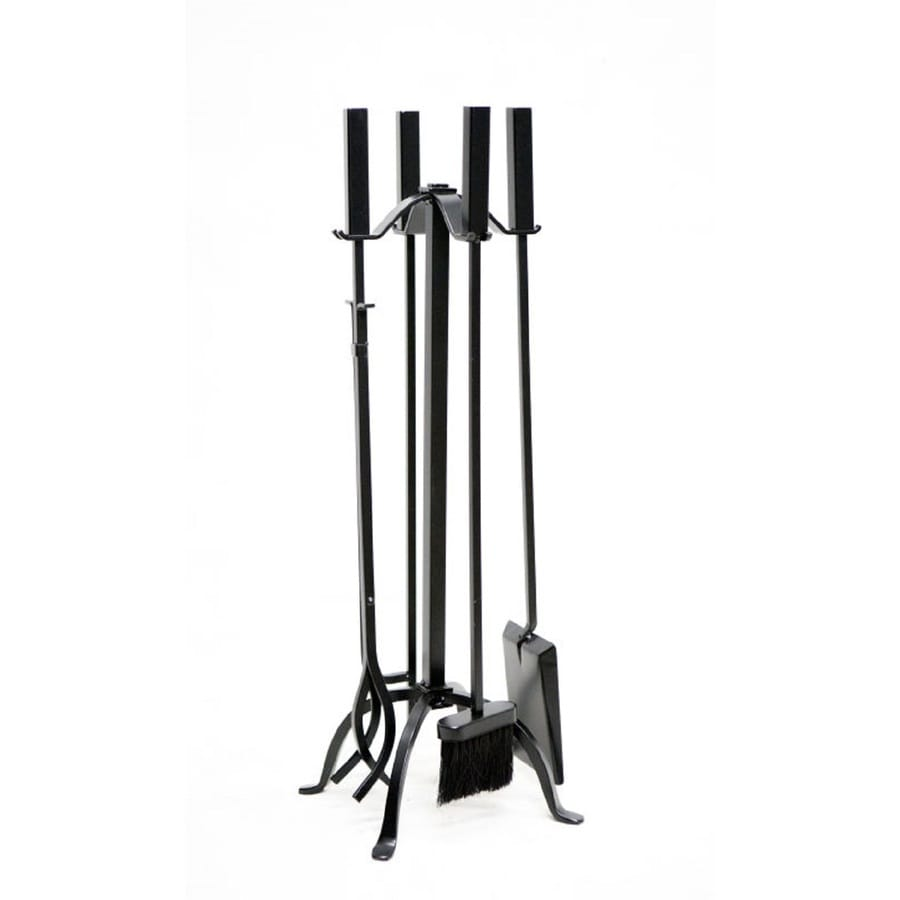 Shop Style Selections 5Piece Steel Fireplace Tool Set at Lowescom