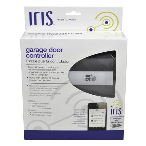 small resolution of iris universal garage door internet gateway