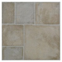 Shop Style Selections 12-in x 12-in Canyon Slate Finish ...