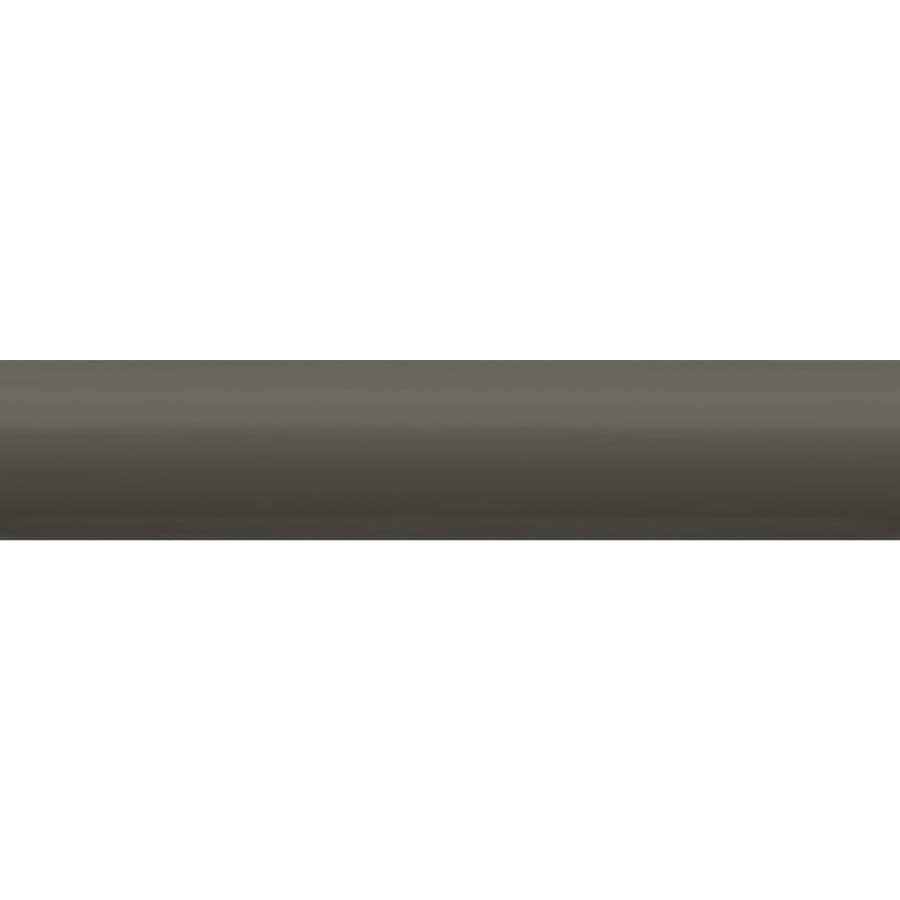 allen roth 12 pack charcoal ceramic pencil liner tile 1 1 5 in x 6 in