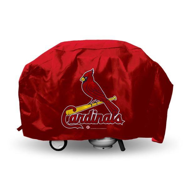 Rico Industries Tag Express Universal 68-in Red St Louis Cardinals Grill Cover