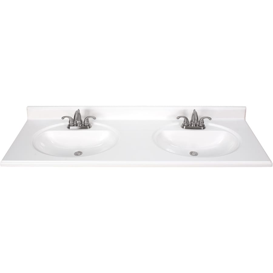 Bathroom Vanity Top With Sink Bathroom Vanity Tops At Lowes