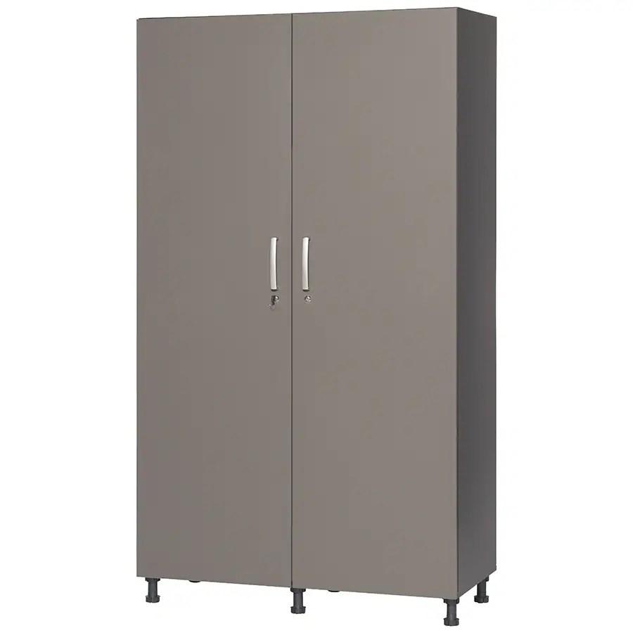 Blue Hawk 2 Door Jumbo Storage Cabinet Instructions