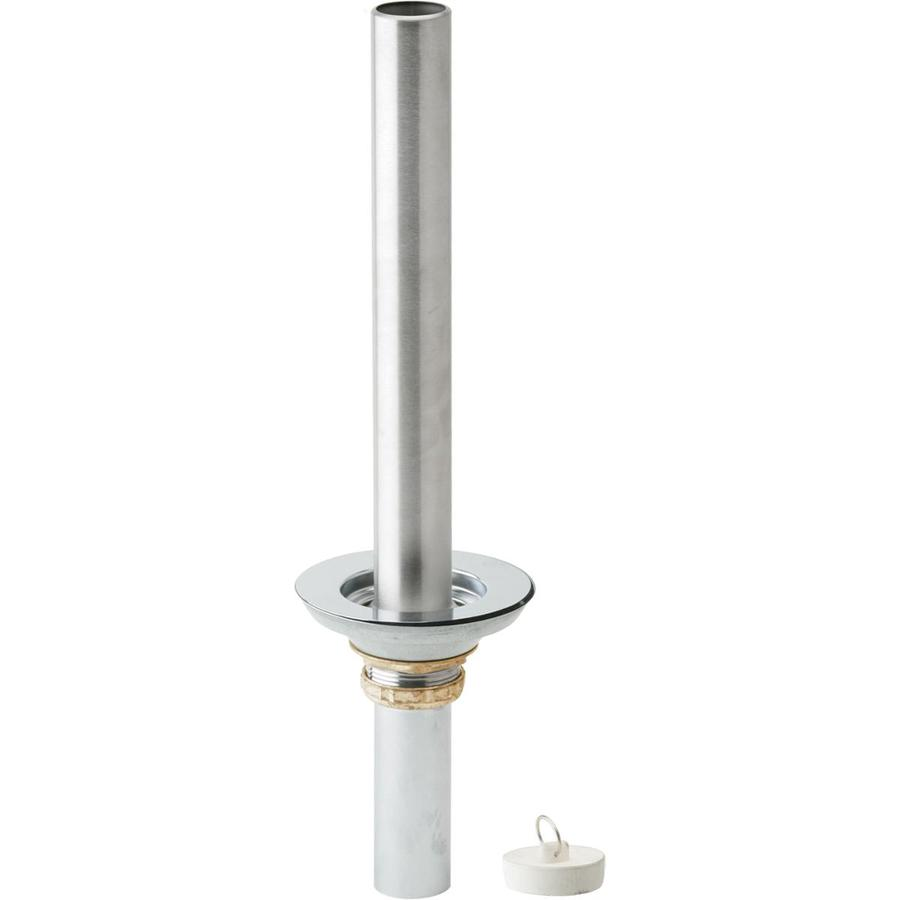 elkay stainless steel universal sink stopper in the sink drains stoppers department at lowes com