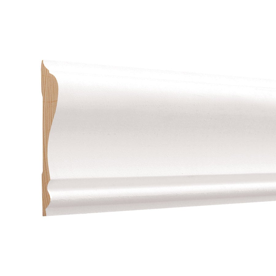 chair rail molding profiles parsons chairs with arms moulding at lowes com evertrue 2 625 in x 8 ft primed