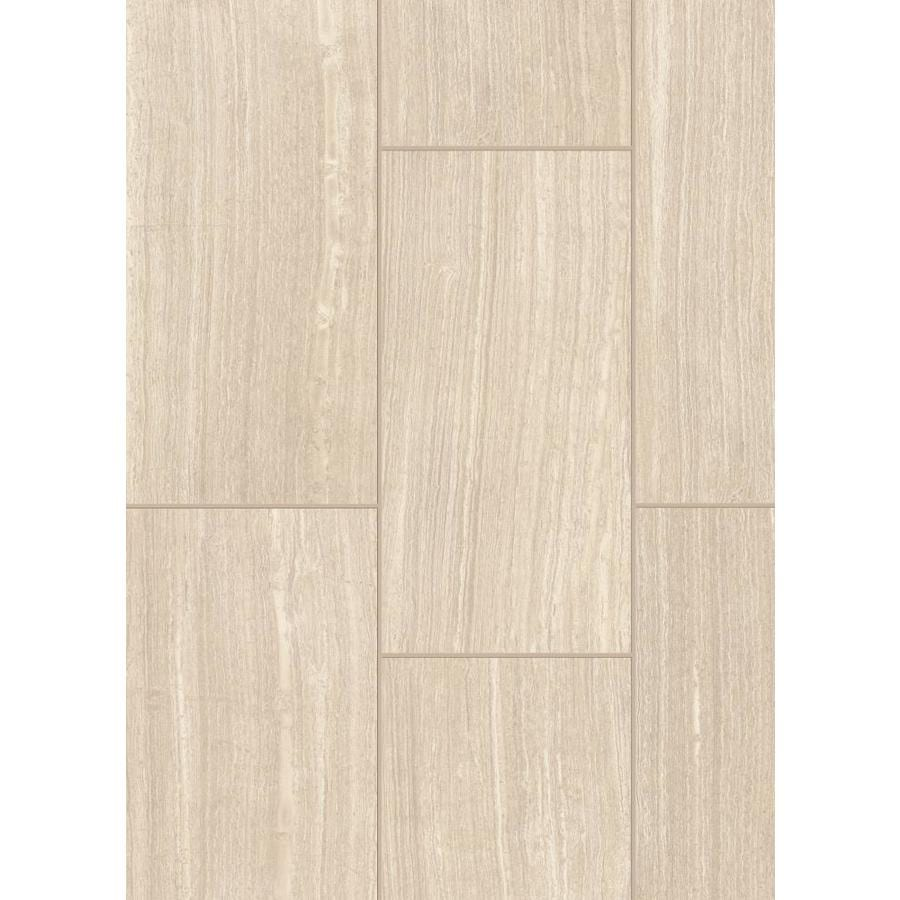 style selections leonia sand 12 in x 24 in glazed porcelain tile
