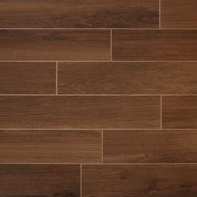 wood look tile at