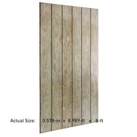 3 4 Inch Plywood Lowes