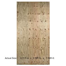 Poplar Plywood 34
