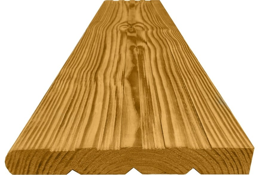 Shop Top Choice Pressure Treated Southern Yellow Pine Deck | Pressure Treated Wood Steps
