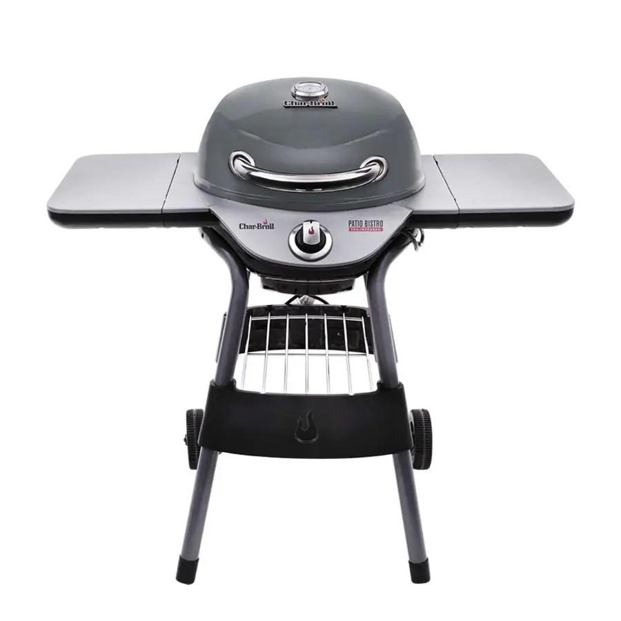 char broil patio bistro 1750 watt graphite infrared electric grill