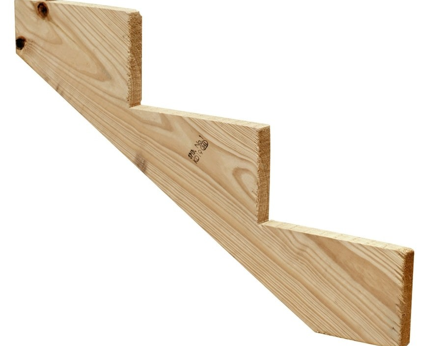 Deck Stairs At Lowes Com | 3 Step Outdoor Stairs | Diy | Portable | Entrance | Wide | Curved Front Porch