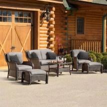 Hanover Outdoor Furniture Strathmere 6-piece Wicker