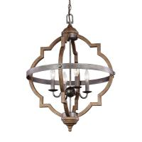 Shop Sea Gull Lighting Socorro Stardust Mediterranean Cage ...