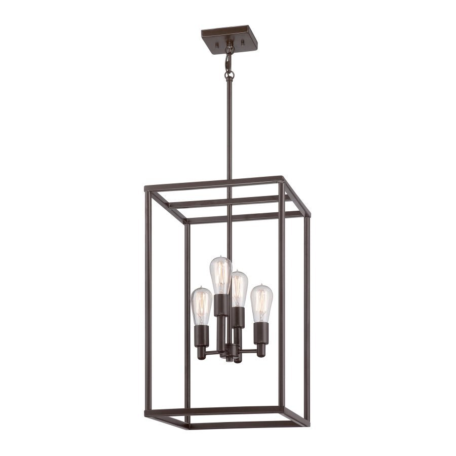 Shop Quoizel New Harbor 6-Light Imperial Silver