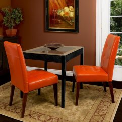 Orange Side Chair Black Covers Wholesale Best Selling Home Decor Bronson Burnt At Lowes Com