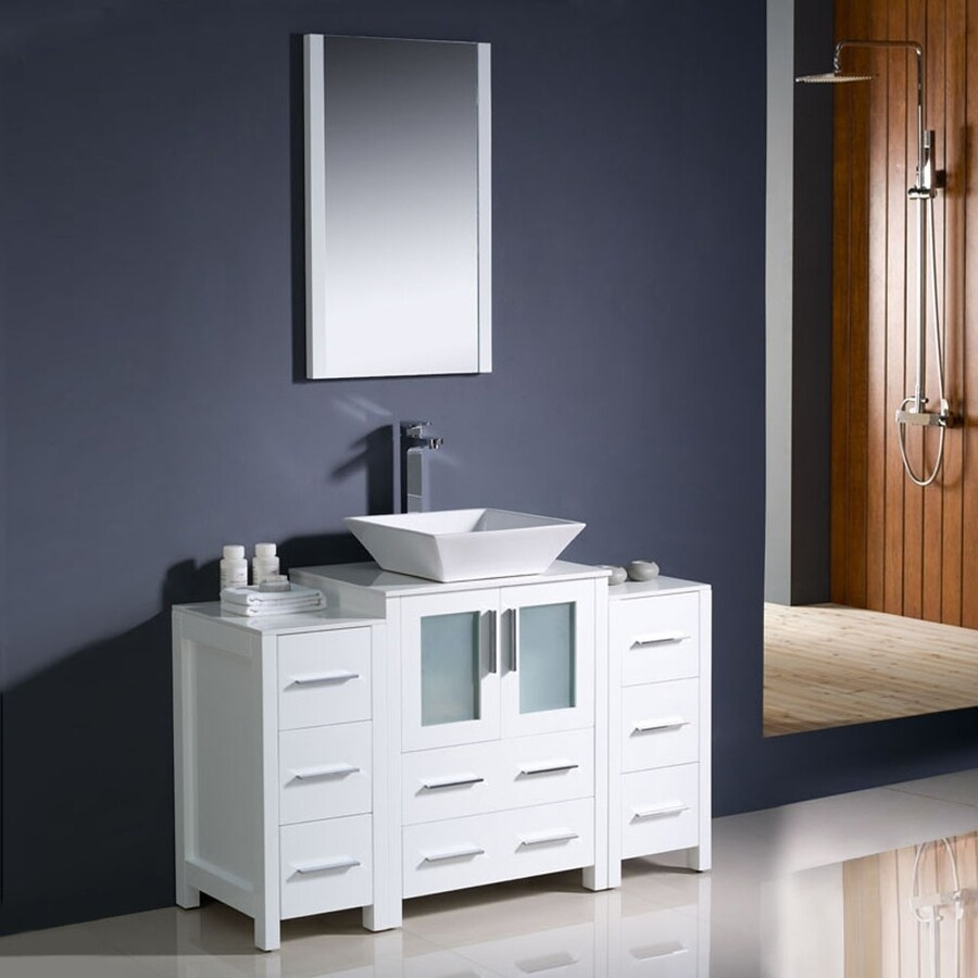 48 Single Sink Bathroom Vanity