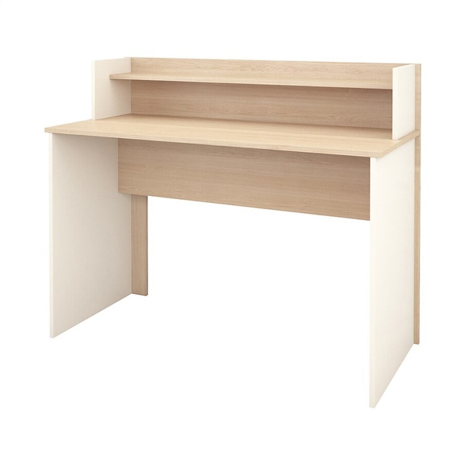 Nexera Atelier Contemporary Natural Maple Writing Desk at