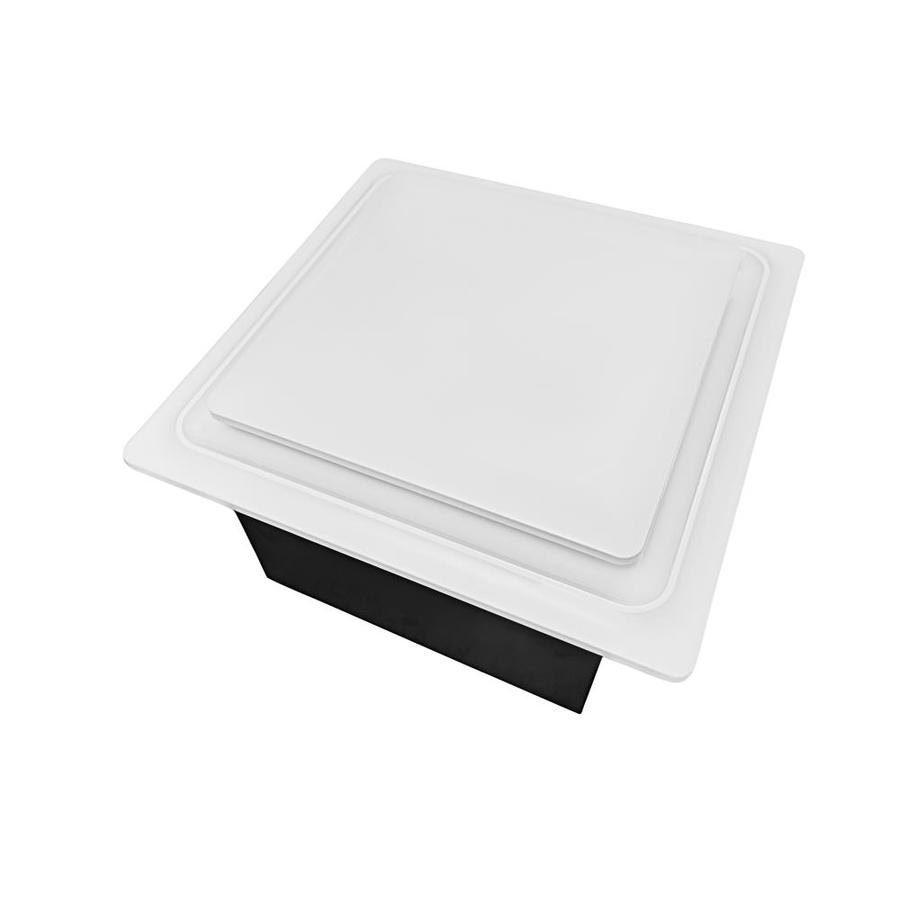 aero pure low profile quiet bathroom exhaust fans 0 3 sone 80 cfm white bathroom fan energy star lowes com