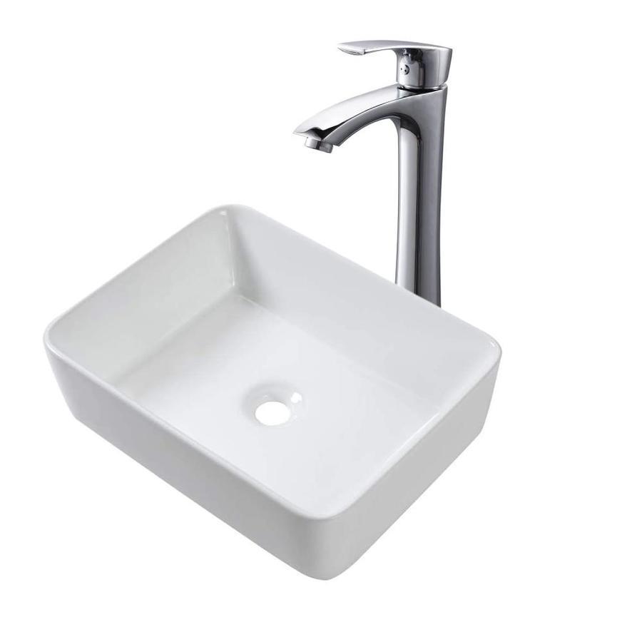lordear bathroom vessel sink and faucet