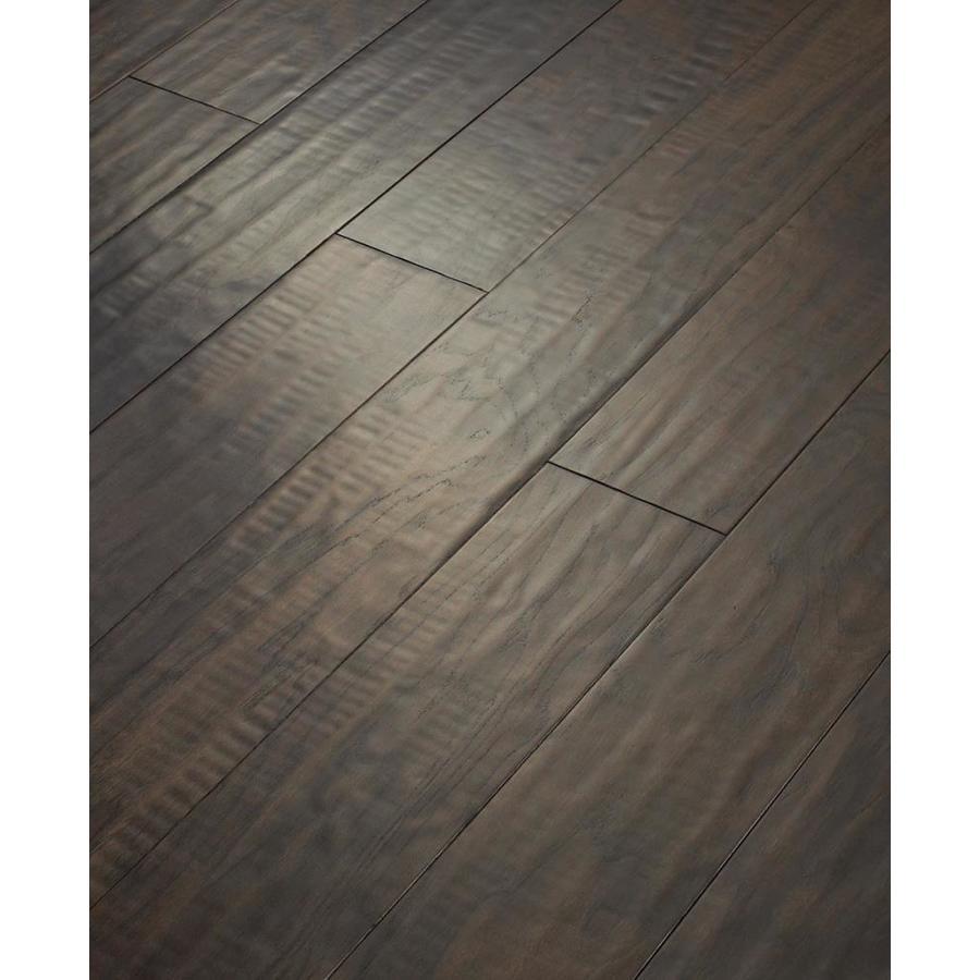 Style Selections Hickory Hardwood Flooring Sample Java at Lowescom