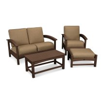 Trex Outdoor Furniture Rockport 4-piece Multiple Colors