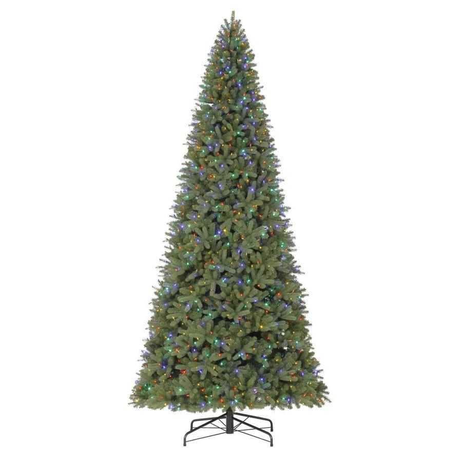 medium resolution of holiday living 12 ft pre lit douglas fir artificial christmas tree with 1200 multi function color changing led lights