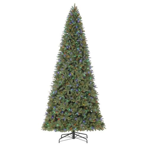 small resolution of holiday living 12 ft pre lit douglas fir artificial christmas tree with 1200 multi function color changing led lights