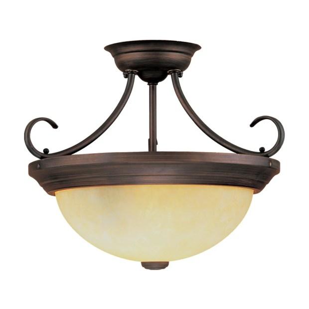 Semi Flush Mount Ceiling Lights