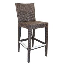 Hospitality Rattan Soho Bar Stool Chair With Wicker