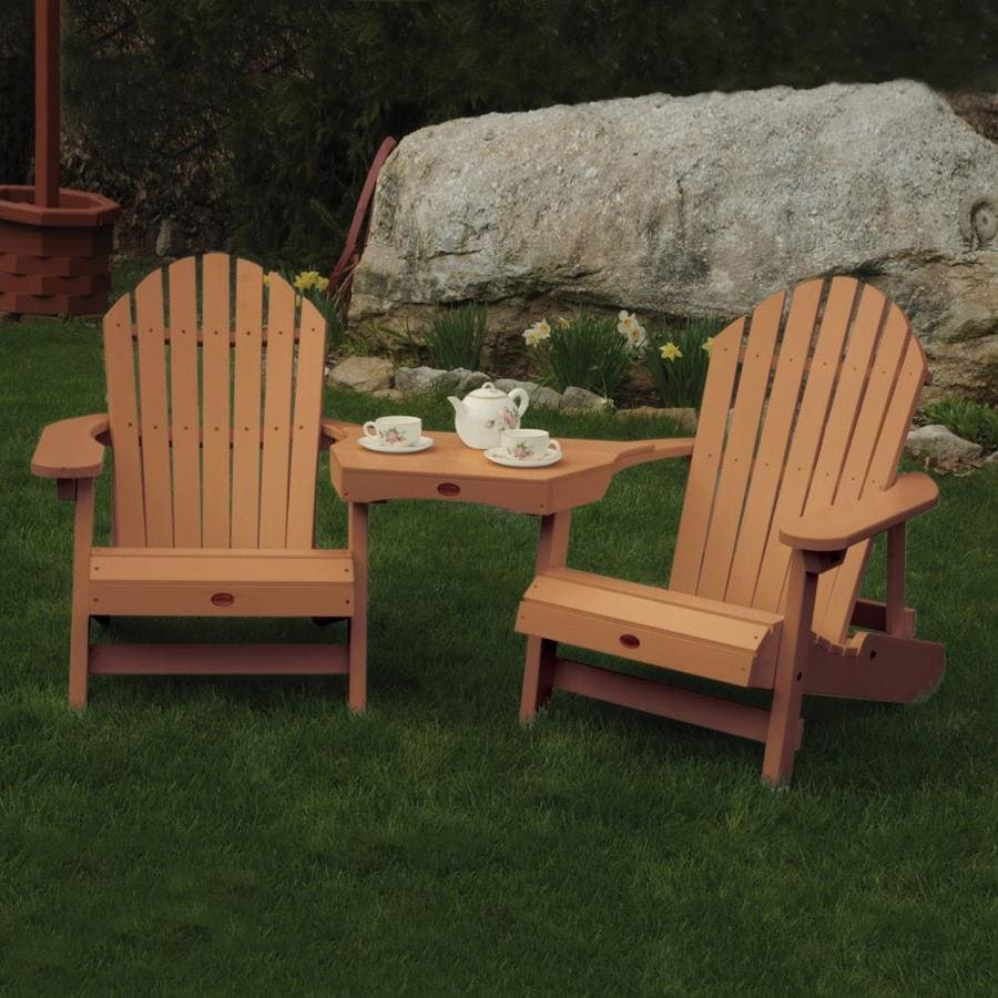 highwood adirondack chair covers and bows hire set of 2 composite material with slat