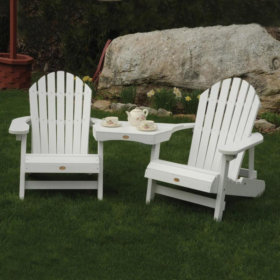Arondyke Chairs Highwood Adirondack Set Of 2 Composite Material Adirondack Chair