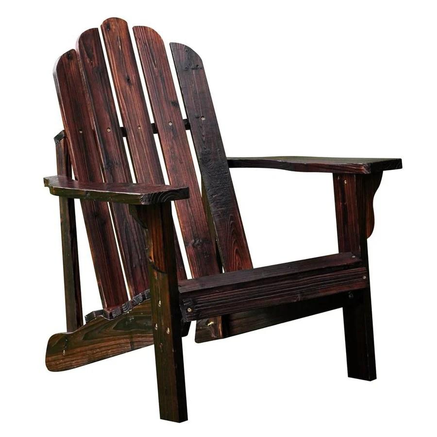 adirondack chair plans lowes flight recliner shine company marina cedar with slat at com