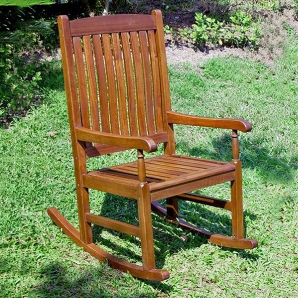 Outdoor Patio Rocking Chair