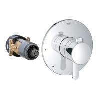 Shop GROHE Tub/Shower Handle at Lowes.com